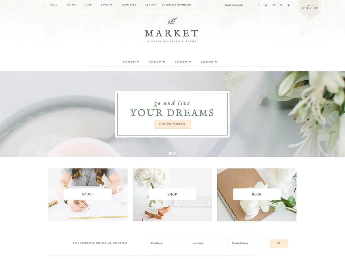 market-theme