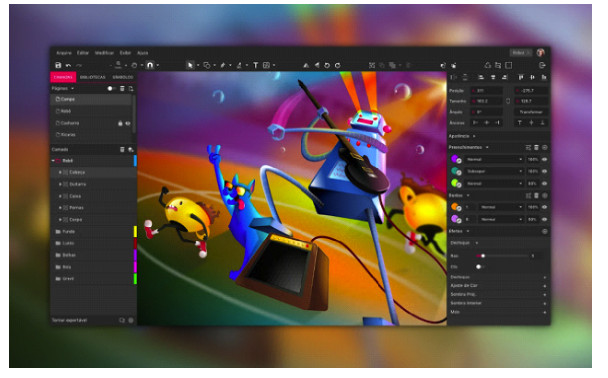 6 Free graphic design software alternatives to sketch